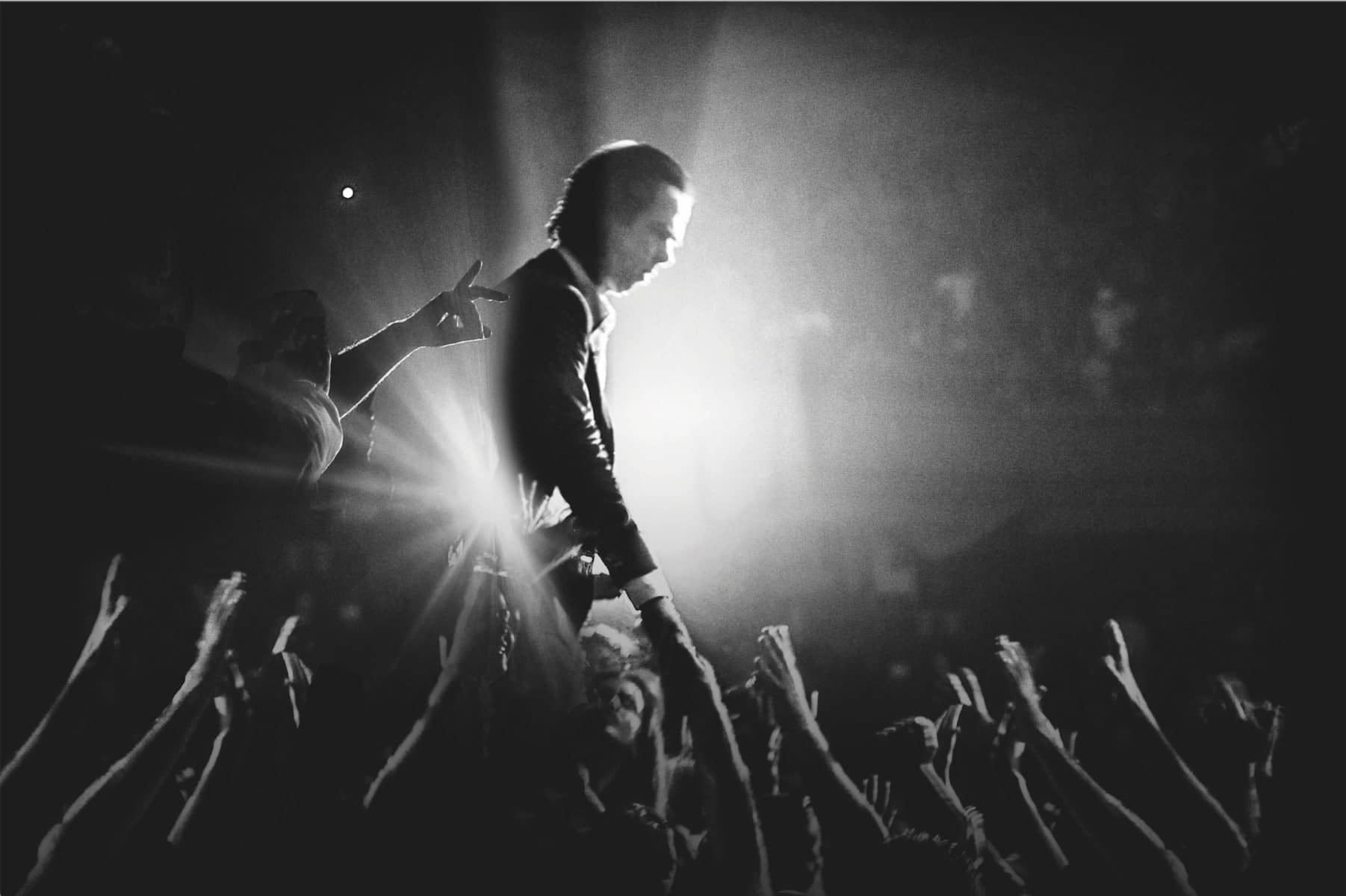 20200125 Nick Cave Tribute - photo Tino Vacca